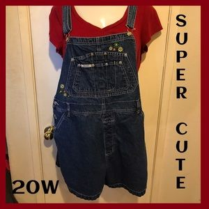 👖Adorable Jean Overalls!!!👖